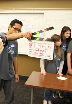 Quad Cities Fresh Films 1-day Filmmaking Camp